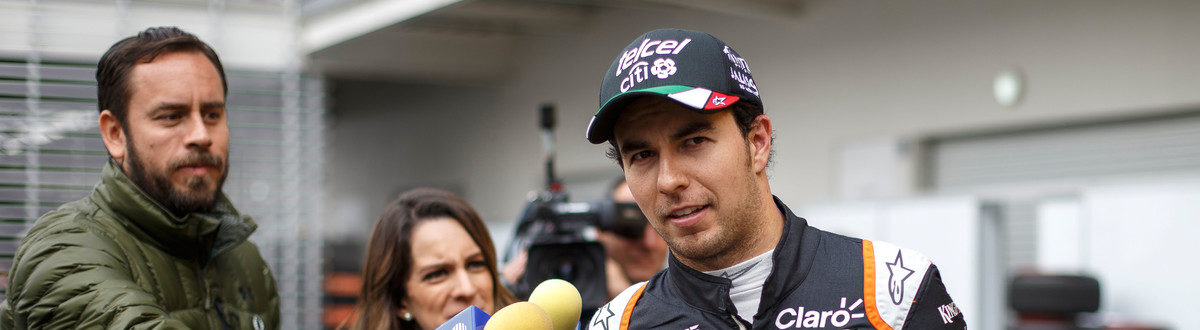 Motorsports: FIA Formula One World Championship 2016, Grand Prix of Mexico,  #11 Sergio Perez (MEX, Sahara Force India F1 Team),  *** Local Caption *** +++ www.hoch-zwei.net +++ copyright: HOCH ZWEI +++