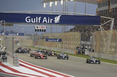 Motorsports: FIA Formula One World Championship 2015, Grand Prix of Bahrain