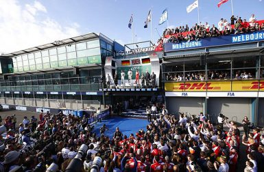 Motorsports: FIA Formula One World Championship 2015, Grand Prix of Australia