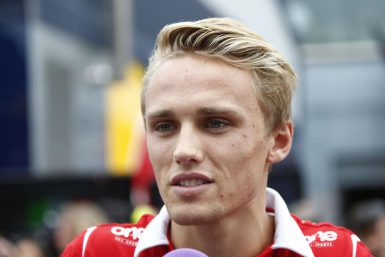 Motorsports: FIA Formula One World Championship 2014, Grand Prix of Italy,  #4 Max Chilton (GBR, Marussia F1 Team),  *** Local Caption *** +++ www.hoch-zwei.net +++ copyright: HOCH ZWEI +++