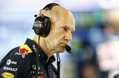 Motorsports: FIA Formula One World Championship 2015, Grand Prix of Bahrain,  Adrian Newey (GBR, Infiniti Red Bull Racing),  *** Local Caption *** +++ www.hoch-zwei.net +++ copyright: HOCH ZWEI +++