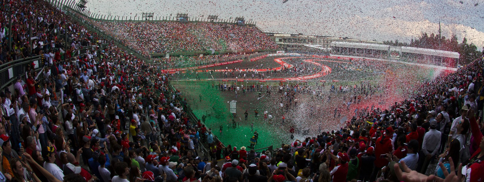 Motorsports: FIA Formula One World Championship 2015, Grand Prix of Mexico