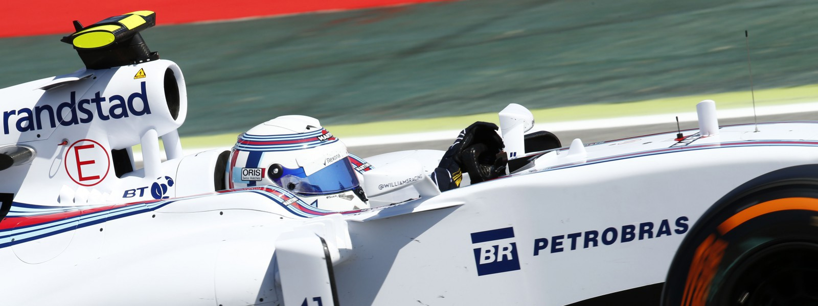 Motorsports: FIA Formula One World Championship 2015, Grand Prix of Spain,  #41 Susie Wolff (GBR, Williams Martini Racing) *** Local Caption *** +++ www.hoch-zwei.net +++ copyright: HOCH ZWEI +++