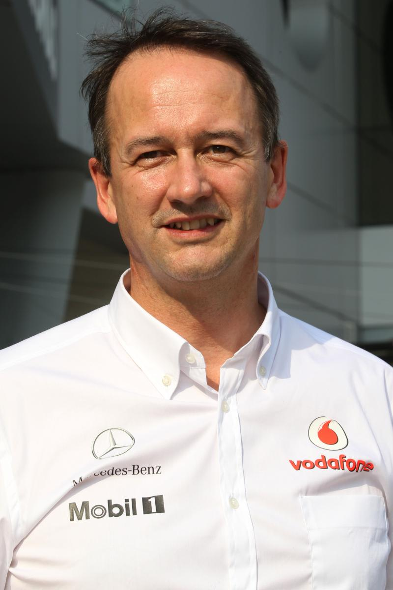 Motorsports: FIA Formula One World Championship 2012, Grand Prix of Malaysia, Jonathan Neale (GBR, Vodafone McLaren Mercedes), *** Local Caption *** +++ www.hoch-zwei.net +++ copyright: HOCH ZWEI +++