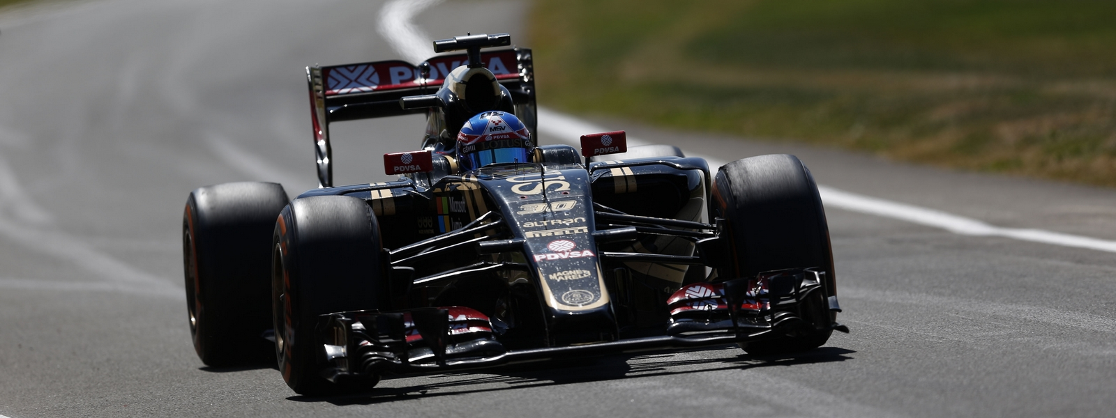 Motorsports: FIA Formula One World Championship 2015, Grand Prix of Great Britain,  #30 Jolyon Palmer (GBR, Lotus F1 Team),  *** Local Caption *** +++ www.hoch-zwei.net +++ copyright: HOCH ZWEI +++