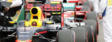 Motorsports: FIA Formula One World Championship 2016, Grand Prix of Australia,  car of #3 Daniel Ricciardo (AUS, Red Bull Racing),  *** Local Caption *** +++ www.hoch-zwei.net +++ copyright: HOCH ZWEI +++