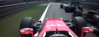 F1 2016 China Onboard best moments