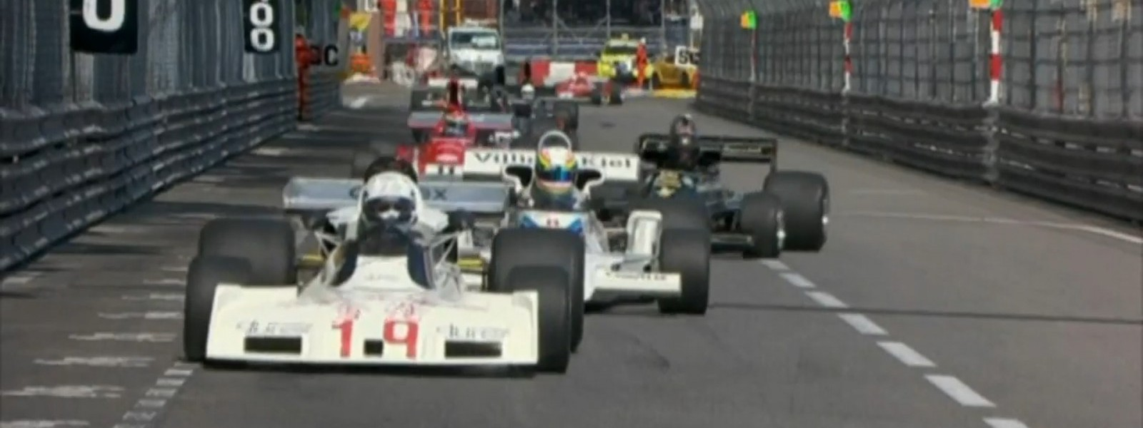 Incredible imbroglio at the Monaco Historic GP 2