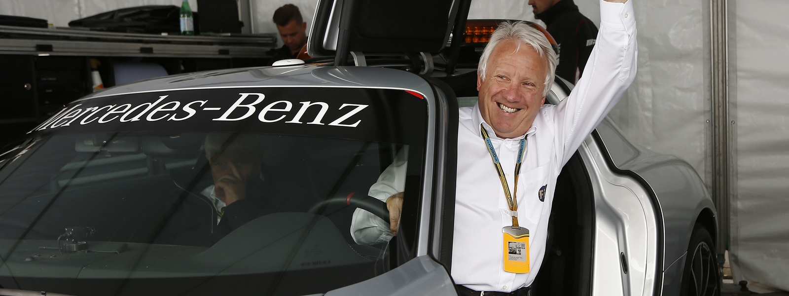 Motorsports: FIA Formula One World Championship 2014, Grand Prix of Canada,  Charlie Whiting (FIA) *** Local Caption *** +++ www.hoch-zwei.net +++ copyright: HOCH ZWEI +++