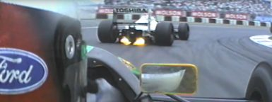 F1 Classic Onboard Schumacher flies at the 1992 Canadian Grand Prix