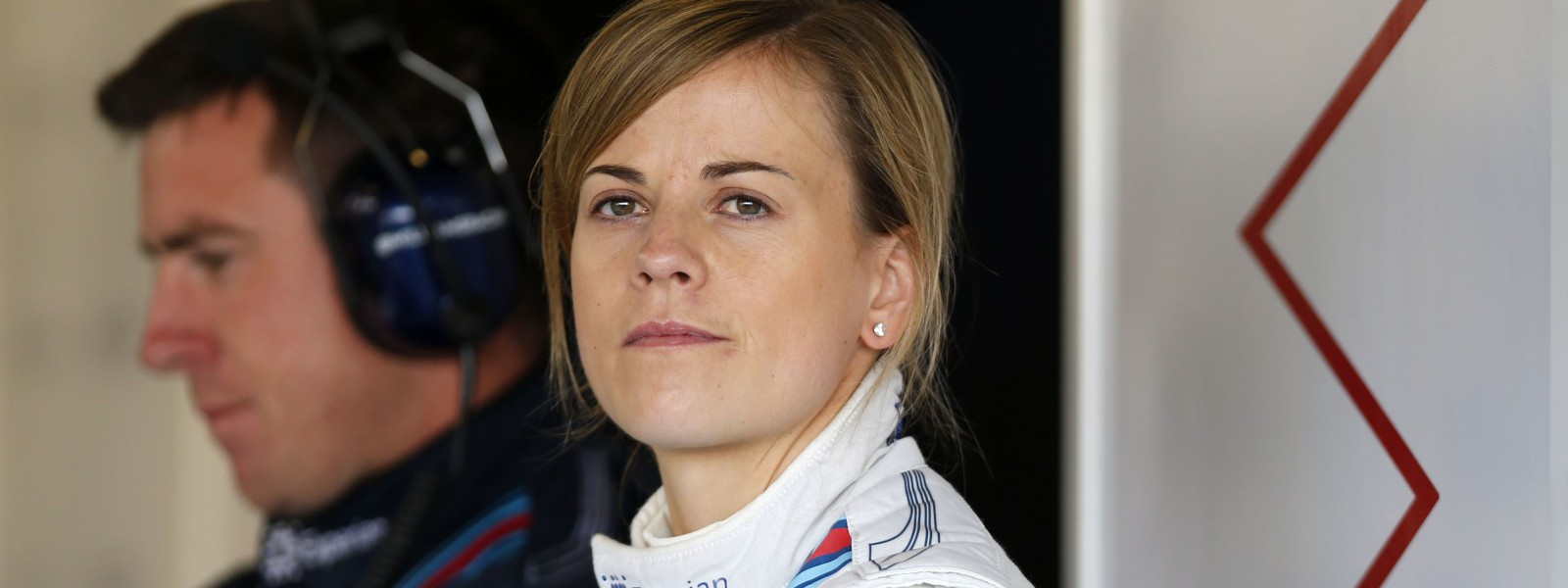 Motorsports: FIA Formula One World Championship 2014, Grand Prix of Great Britain,   #41 Susie Wolff (GBR, Williams Martini Racing),  *** Local Caption *** +++ www.hoch-zwei.net +++ copyright: HOCH ZWEI +++