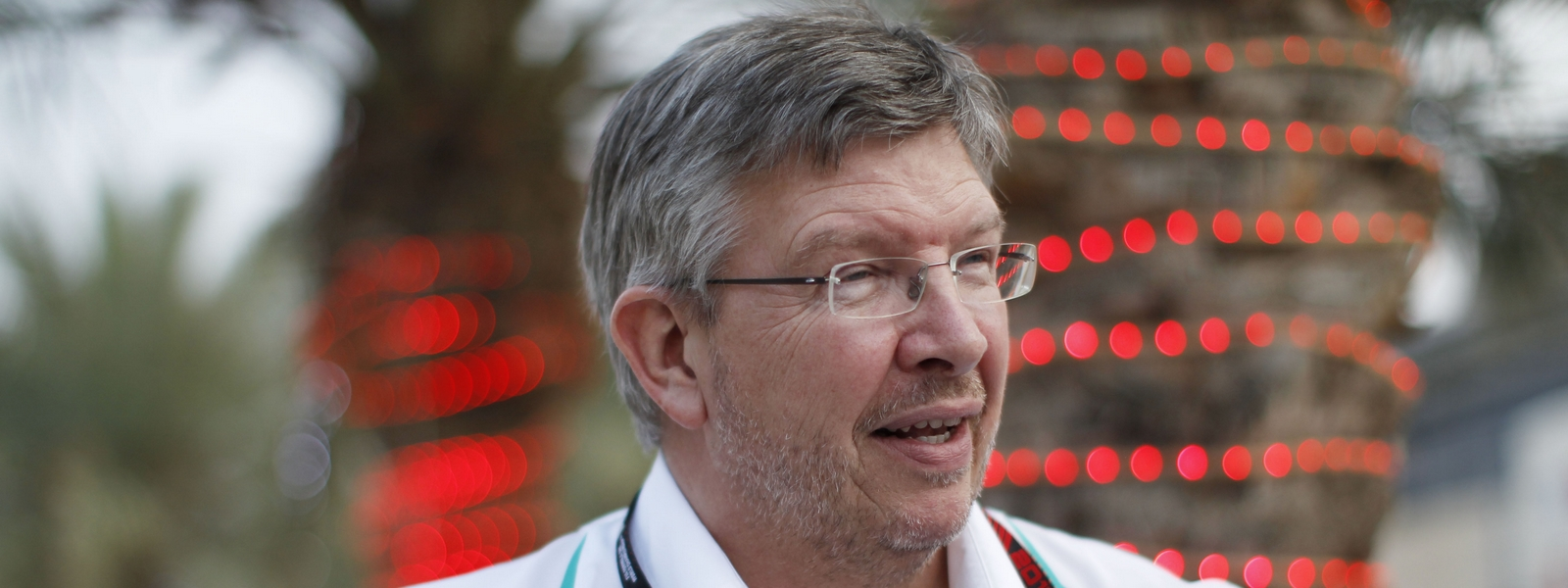 Motorsports: FIA Formula One World Championship 2013, Grand Prix of Bahrain,  Ross Brawn (GBR, Mercedes AMG Petronas F1 Team) *** Local Caption *** +++ www.hoch-zwei.net +++ copyright: HOCH ZWEI +++