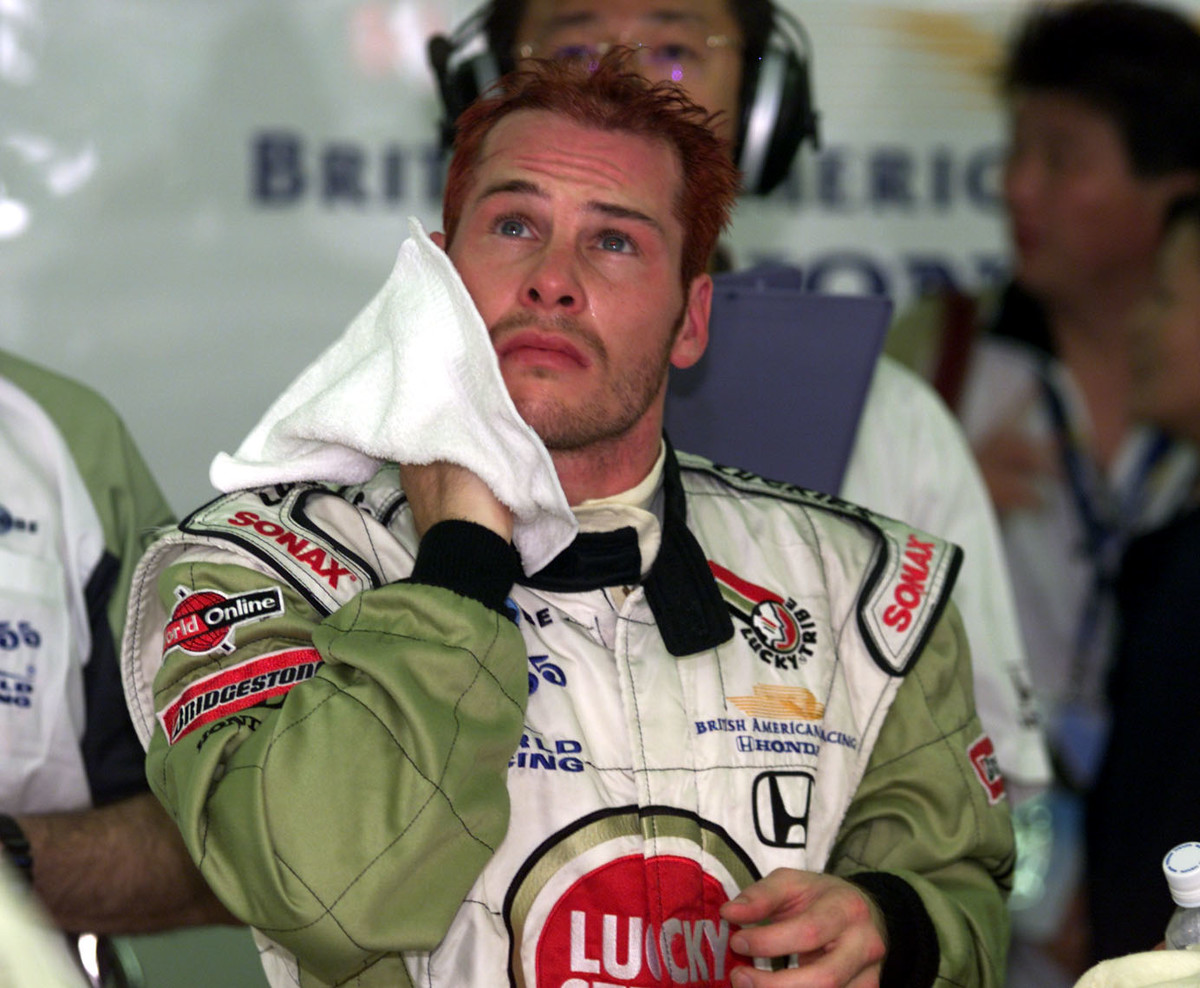 Formel 1: GP Japan 2000, Jacques VILLENEUVE / KAN ( BAR Honda )