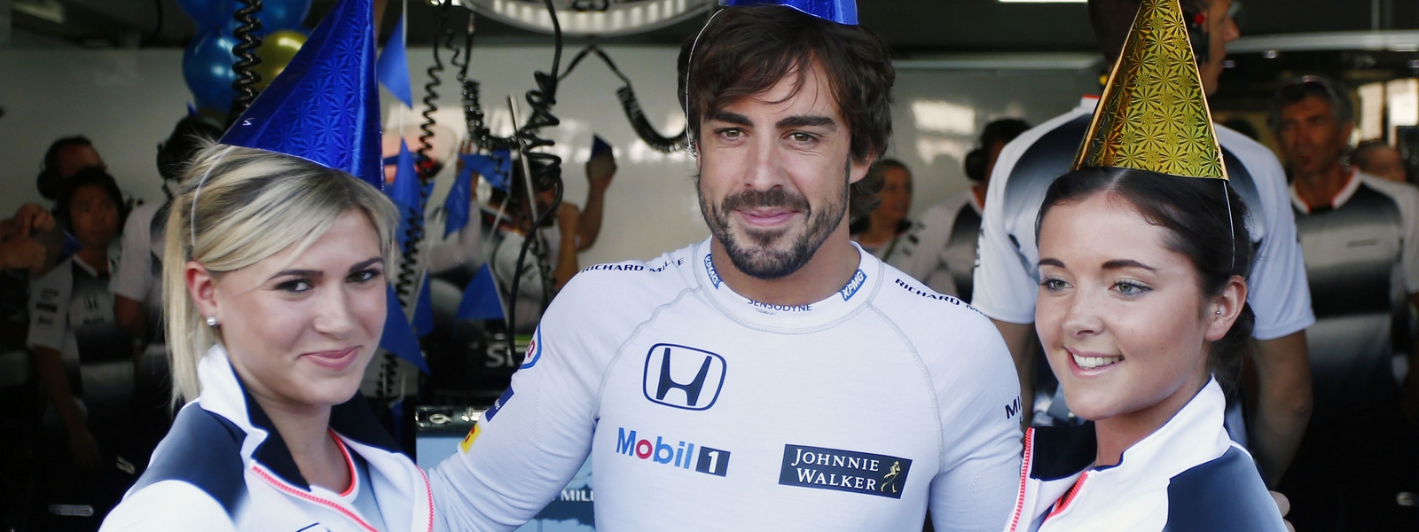 Motorsports: FIA Formula One World Championship 2016, Grand Prix of Germany,  #14 Fernando Alonso (ESP, McLaren Honda Formula 1 Team),  *** Local Caption *** +++ www.hoch-zwei.net +++ copyright: HOCH ZWEI +++
