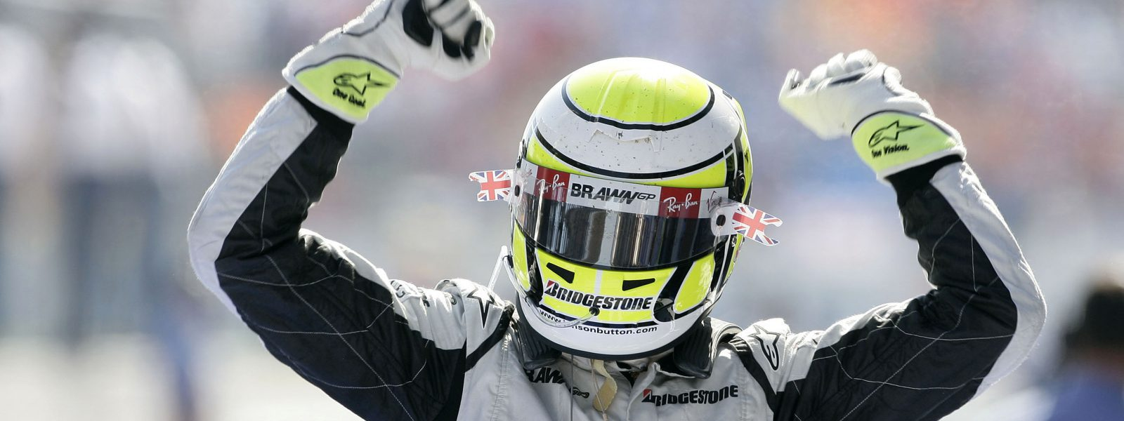 Motorsports / Formula 1: World Championship 2009, GP of Turkey, 22 Jenson Button (GBR, Brawn GP),   *** Local Caption *** +++ www.hoch-zwei.net +++ copyright: HOCH ZWEI / Michael Kunkel +++