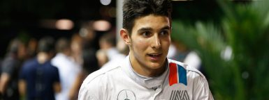 Motorsports: FIA Formula One World Championship 2016, Grand Prix of Singapore,  Esteban Ocon *** Local Caption *** +++ www.hoch-zwei.net +++ copyright: HOCH ZWEI +++