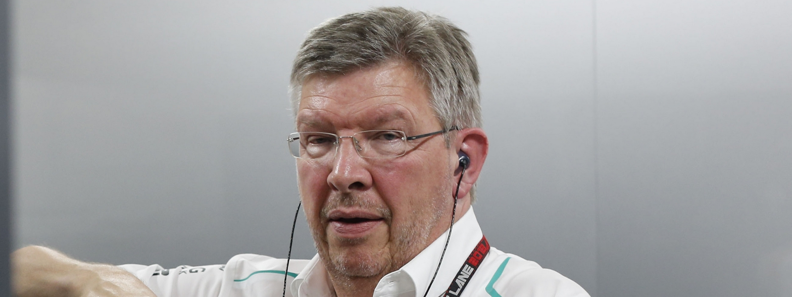 Motorsports: FIA Formula One World Championship 2013, Grand Prix of India,  Ross Brawn (GBR, Mercedes AMG Petronas F1 Team),  *** Local Caption *** +++ www.hoch-zwei.net +++ copyright: HOCH ZWEI +++