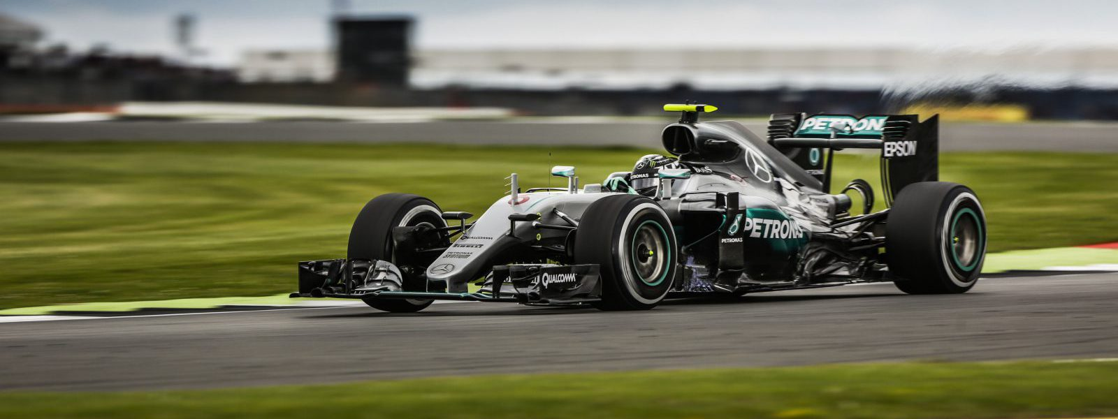Motorsports: FIA Formula One World Championship 2016, Grand Prix of Great Britain