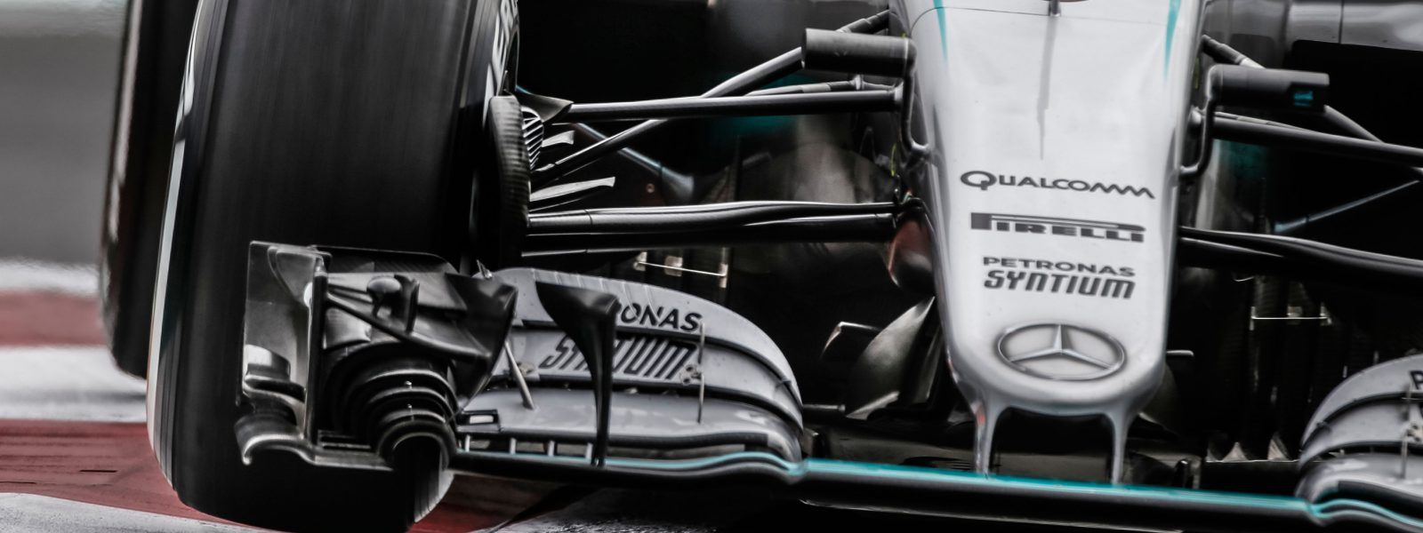 Mercedes, suspension