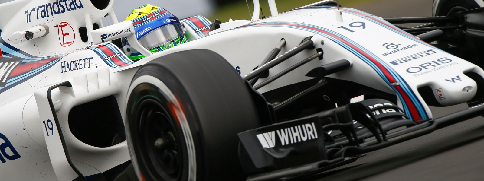 Motorsports: FIA Formula One World Championship 2016, Grand Prix of Mexico,  #19 Felipe Massa (BRA, Williams Martini Racing),  *** Local Caption *** +++ www.hoch-zwei.net +++ copyright: HOCH ZWEI +++