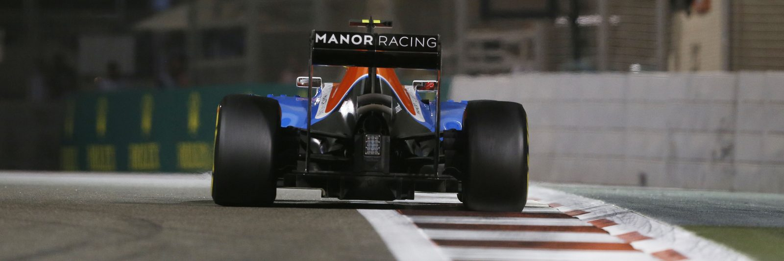 Motorsports: FIA Formula One World Championship 2016, F1 race in Abu Dhabi,  #31 Esteban Ocon (FRA, Manor Racing F1 Team),? *** Local Caption *** +++ www.hoch-zwei.net +++