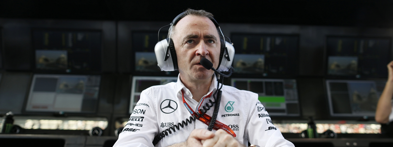 Motorsports: FIA Formula One World Championship 2016, Grand Prix of Abu Dhabi,  Paddy Lowe *** Local Caption *** +++ www.hoch-zwei.net +++ copyright: HOCH ZWEI +++