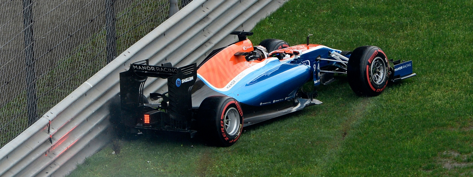 Motorsports: FIA Formula One World Championship 2016, Grand Prix of China, #94 Pascal Wehrlein (GER, Manor Racing MRT),