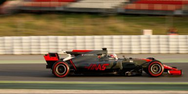 Motorsports: FIA Formula One World Championship 2017, Test in Barcelona, #20 Kevin Magnussen (FIN, Haas F1 Team)  *** Local Caption *** +++ www.hoch-zwei.net +++ copyright: HOCH ZWEI +++