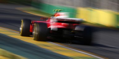 Melbourne, Victoria : Motorsports: FIA Formula One World Championship 2017 on March, 25, 2017, Melbourne: FIA Formula One World Championship,  Kimi Raeikkoenen (GER, Scuderia Ferrari) Australian Formula One Grand Prix at Albert Park on March 24, 2017 in Melbourne, Australia. (Photo by Hoch Zwei)