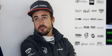 Motorsports: FIA Formula One World Championship 2017, Grand Prix of AChina,  #14 Fernando Alonso (ESP, McLaren Honda Formula 1 Team),  *** Local Caption *** +++ www.hoch-zwei.net +++ copyright: HOCH ZWEI +++