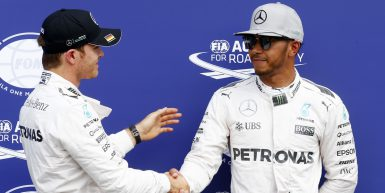Motorsports: FIA Formula One World Championship 2016, Grand Prix of Germany,  #6 Nico Rosberg (GER, Mercedes AMG Petronas Formula One Team), #44 Lewis Hamilton (GBR, Mercedes AMG Petronas Formula One Team),  *** Local Caption *** +++ www.hoch-zwei.net +++ copyright: HOCH ZWEI +++