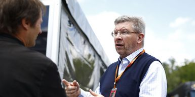 Motorsports: FIA Formula One World Championship 2017, Grand Prix of Spain,  Ross Brawn (GBR) *** Local Caption *** +++ www.hoch-zwei.net +++ copyright: HOCH ZWEI +++