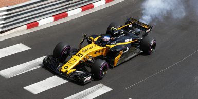 Motorsports: FIA Formula One World Championship 2017, Grand Prix of Monaco,  #30 Jolyon Palmer (GBR, Renault Sport F1 Team),  *** Local Caption *** +++ www.hoch-zwei.net +++ copyright: HOCH ZWEI +++