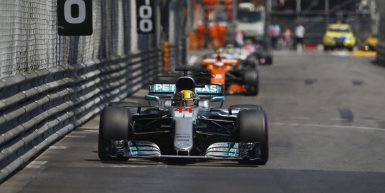 Motorsports: FIA Formula One World Championship 2017, Grand Prix of Monaco,  #44 Lewis Hamilton (GBR, Mercedes AMG Petronas F1 Team),  *** Local Caption *** +++ www.hoch-zwei.net +++ copyright: HOCH ZWEI +++