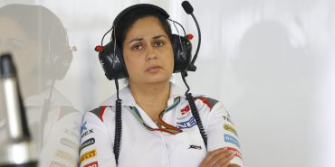 Motorsports: FIA Formula One World Championship 2014, Grand Prix of Japan,  Monisha Kaltenborn (AUT, Sauber F1 Team),  *** Local Caption *** +++ www.hoch-zwei.net +++ copyright: HOCH ZWEI +++