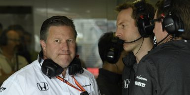 Motorsports: FIA Formula One World Championship 2017, Grand Prix of Canada,  Zak Brown (USA, McLaren Honda),  *** Local Caption *** +++ www.hoch-zwei.net +++ copyright: HOCH ZWEI +++