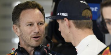 Motorsports: FIA Formula One World Championship 2017, Grand Prix of Canada,  Christian Horner (GBR, Red Bull Racing), #33 Max Verstappen (NLD, Red Bull Racing),  *** Local Caption *** +++ www.hoch-zwei.net +++ copyright: HOCH ZWEI +++