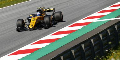 Motorsports: FIA Formula One World Championship 2017, Grand Prix of Austria,  #30 Jolyon Palmer (GBR, Renault Sport F1 Team),  *** Local Caption *** +++ www.hoch-zwei.net +++ copyright: HOCH ZWEI +++