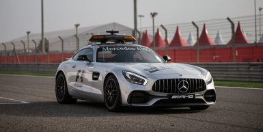 Motorsports: FIA Formula One World Championship 2017, Grand Prix of Bahrain,  Safety Car *** Local Caption *** +++ www.hoch-zwei.net +++ copyright: HOCH ZWEI +++