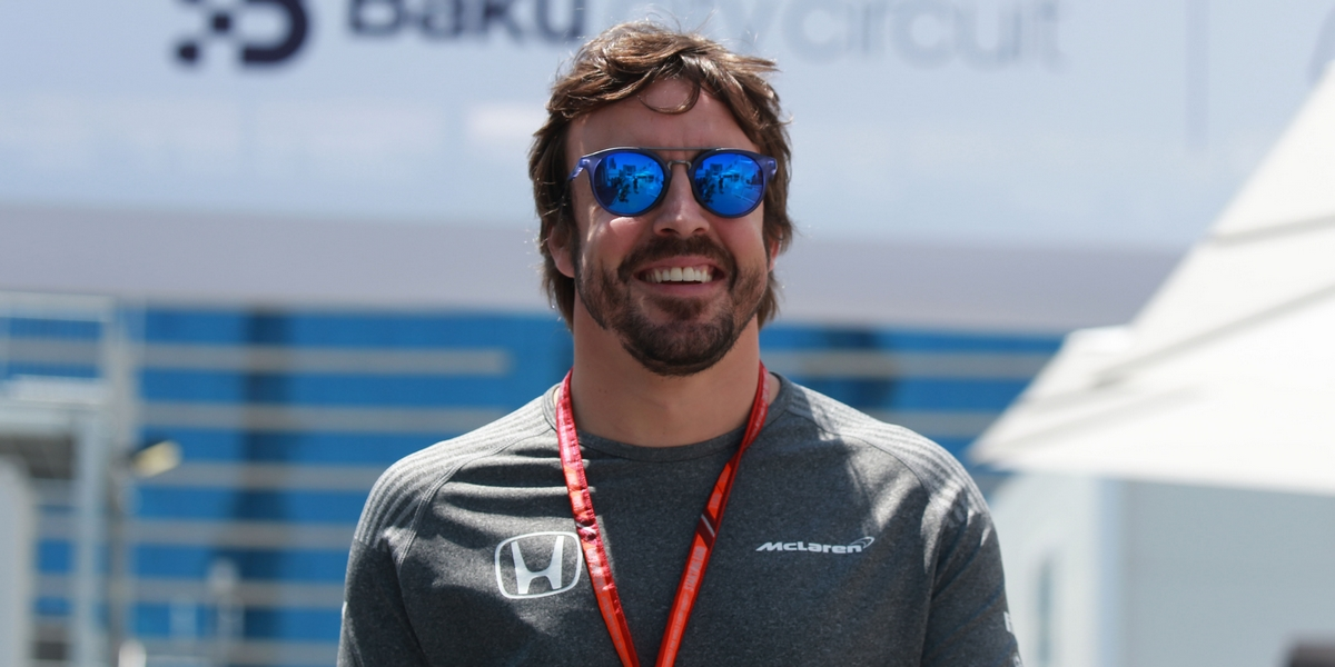 Motorsports: FIA Formula One World Championship 2017, Grand Prix of Europe,  #14 Fernando Alonso (ESP, McLaren Honda Formula 1 Team),  *** Local Caption *** +++ www.hoch-zwei.net +++ copyright: HOCH ZWEI +++