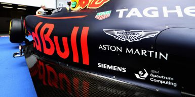 during previews ahead of the Formula One Grand Prix of Austria at Red Bull Ring on June 30, 2016 in Spielberg, Austria.