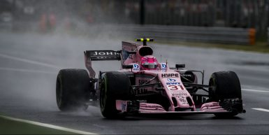 Motorsports: FIA Formula One World Championship 2017, Grand Prix of Italy,  #31 Esteban Ocon (FRA, Sahara Force India F1 Team),  *** Local Caption *** +++ www.hoch-zwei.net +++ copyright: HOCH ZWEI +++
