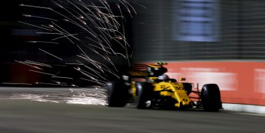 Motorsports: FIA Formula One World Championship 2017, Grand Prix of Singapore,  #30 Jolyon Palmer (GBR, Renault Sport F1 Team),  *** Local Caption *** +++ www.hoch-zwei.net +++ copyright: HOCH ZWEI +++