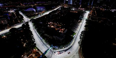 Motorsports: FIA Formula One World Championship 2017, Grand Prix of Singapore,   general view, #33 Max Verstappen (NLD, Red Bull Racing),  *** Local Caption *** +++ www.hoch-zwei.net +++ copyright: HOCH ZWEI +++
