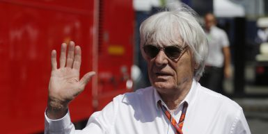 Motorsports: FIA Formula One World Championship 2017, Grand Prix of Austria,  Bernie Ecclestone (GBR),  *** Local Caption *** +++ www.hoch-zwei.net +++ copyright: HOCH ZWEI +++