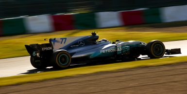 Motorsports: FIA Formula One World Championship 2017, Grand Prix of Japan,  #77 Valtteri Bottas (FIN, Mercedes AMG Petronas) *** Local Caption *** +++ www.hoch-zwei.net +++ copyright: HOCH ZWEI +++
