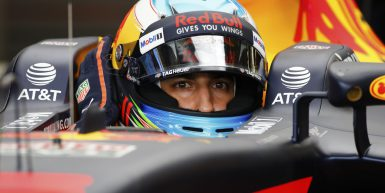 Motorsports: FIA Formula One World Championship 2017, Grand Prix of United States,  #3 Daniel Ricciardo (AUS, Red Bull Racing),  *** Local Caption *** +++ www.hoch-zwei.net +++ copyright: HOCH ZWEI +++
