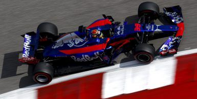 Motorsports: FIA Formula One World Championship 2017, Grand Prix of United States,  #39 Brendon Hartley (NZL, Scuderia Toro Rosso),  *** Local Caption *** +++ www.hoch-zwei.net +++ copyright: HOCH ZWEI +++