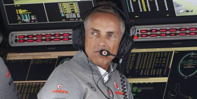 Motorsports: FIA Formula One World Championship 2013, Grand Prix of Belgium,  Martin Whitmarsh (GBR, Vodafone McLaren Mercedes),  *** Local Caption *** +++ www.hoch-zwei.net +++ copyright: HOCH ZWEI +++