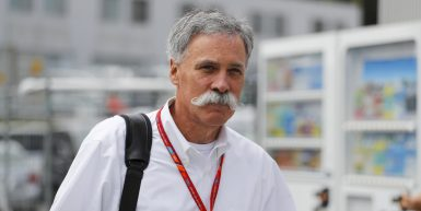 Motorsports: FIA Formula One World Championship 2017, Grand Prix of Japan,  Chase Carey *** Local Caption *** +++ www.hoch-zwei.net +++ copyright: HOCH ZWEI +++